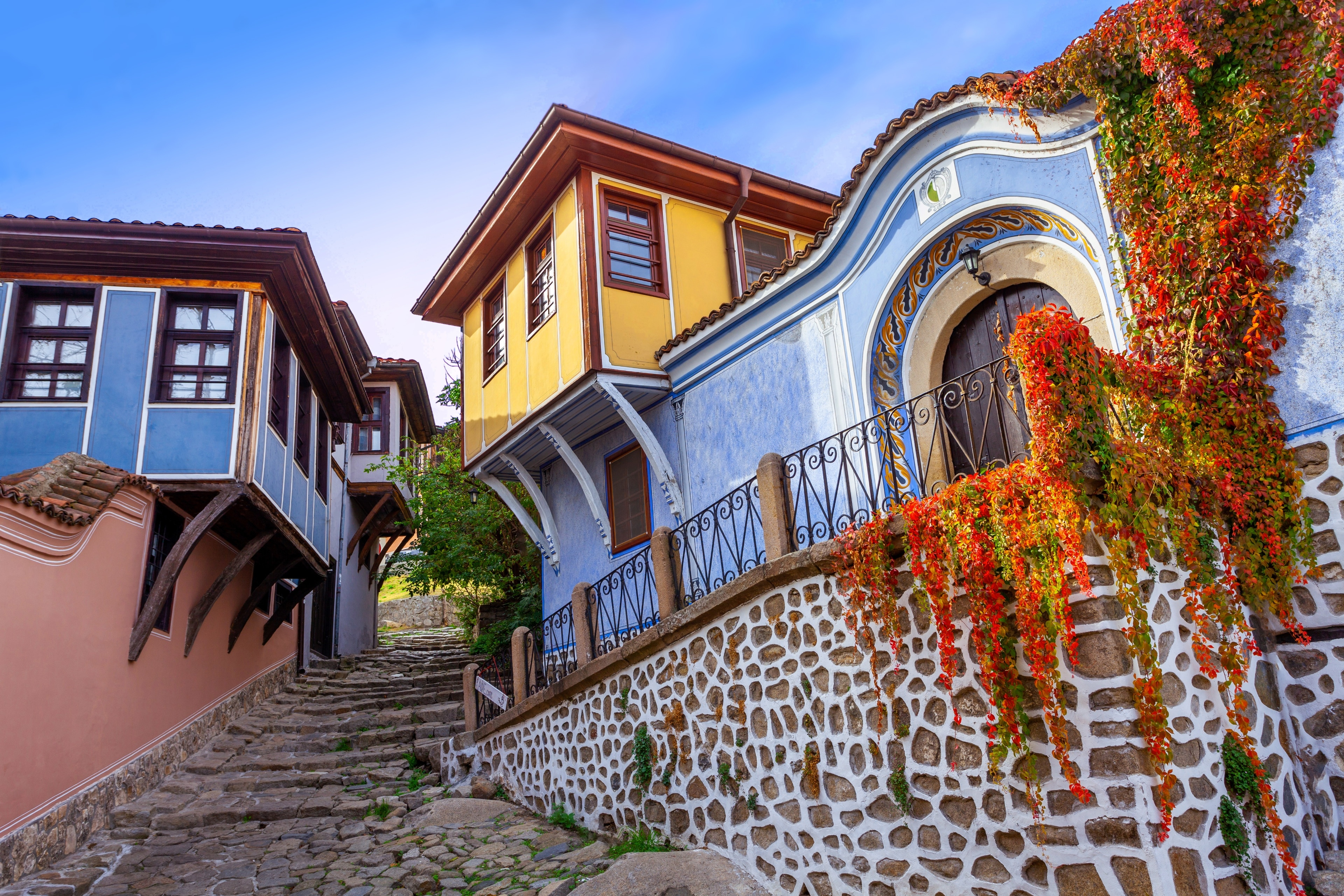 Plovdiv, Plovdiv Province, Bulgaria