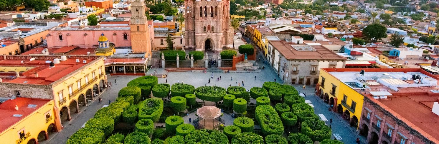 Бахьо, Мексика