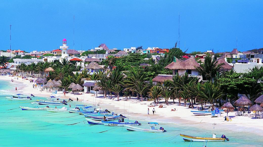 Playa del Carmen Hauptstrand