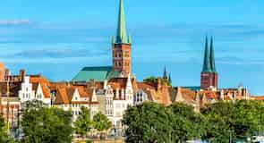 Luebeck Old Town