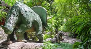 Minigolf Dino Park