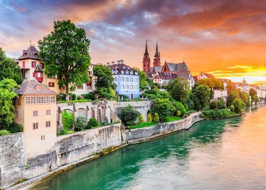 Aargau-Basel Region, Switzerland