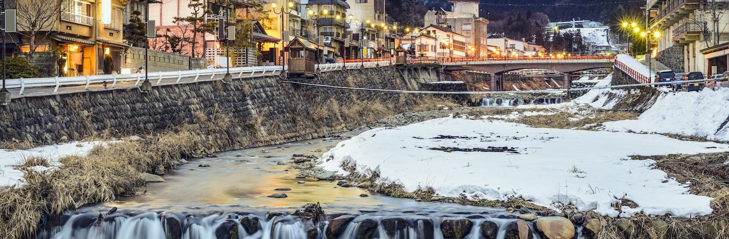 山內, 日本