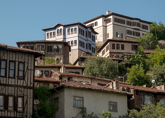 Safranbolu, Tyrkia