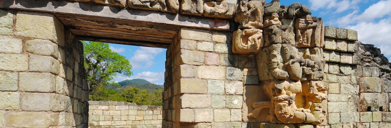 Копан-Руинас, Гондурас