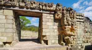 Ruines de Copán