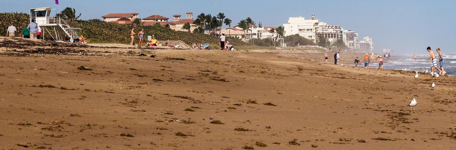 詹森海灘, 佛羅里達, 美國