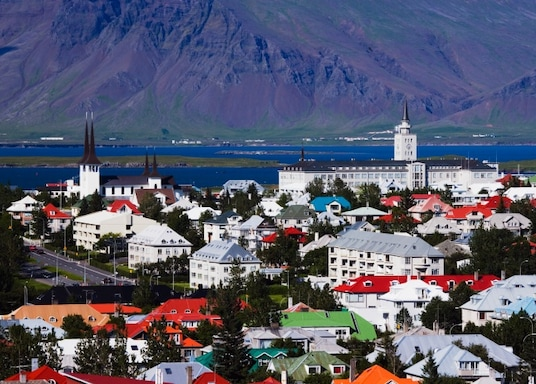 רייקיאוויק, איסלנד