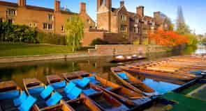 Centrum mesta Cambridge