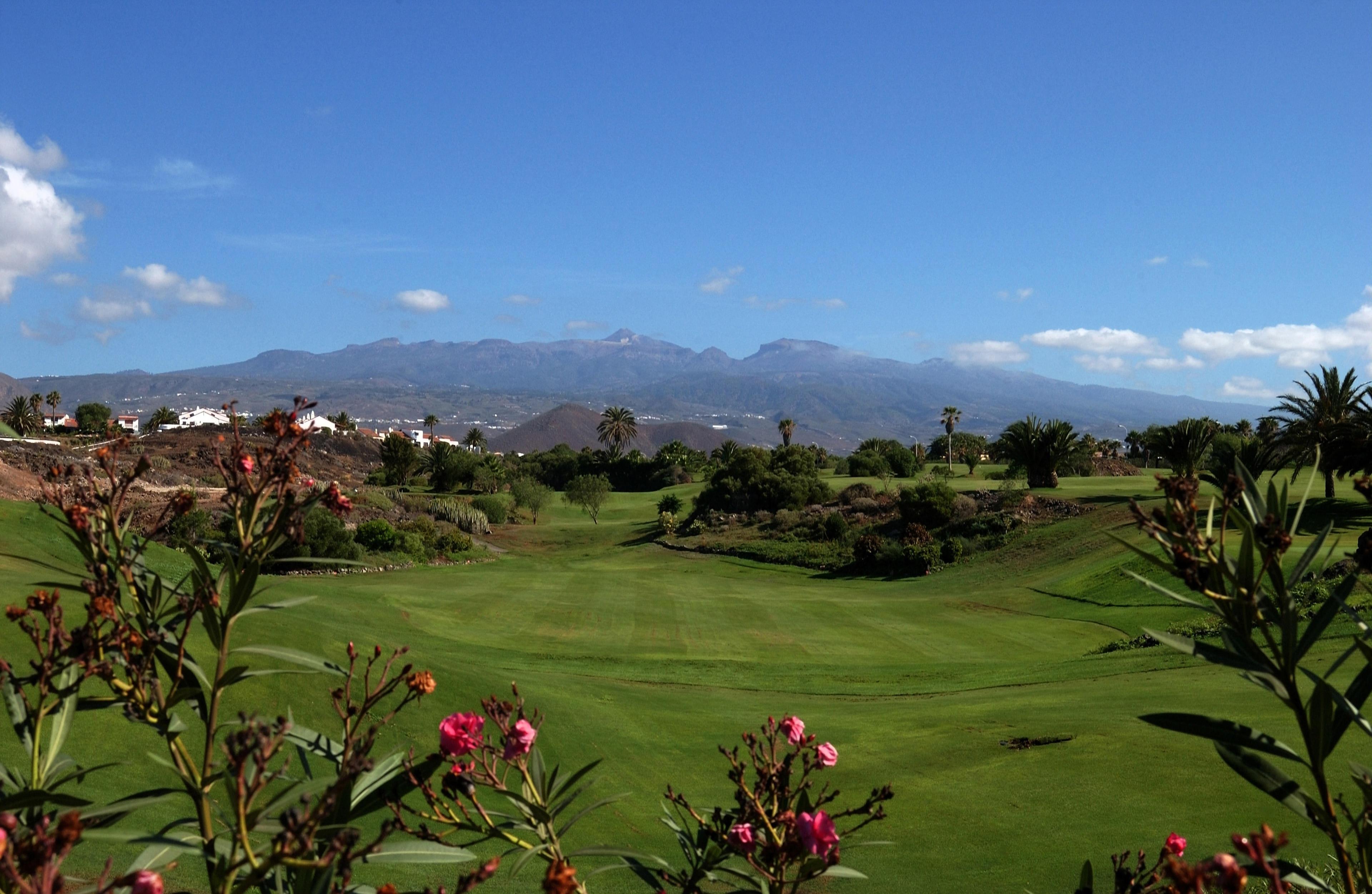 Golf del Sur, Canary Islands, Spain