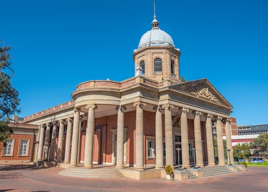 Bloemfontein, Afrika Selatan