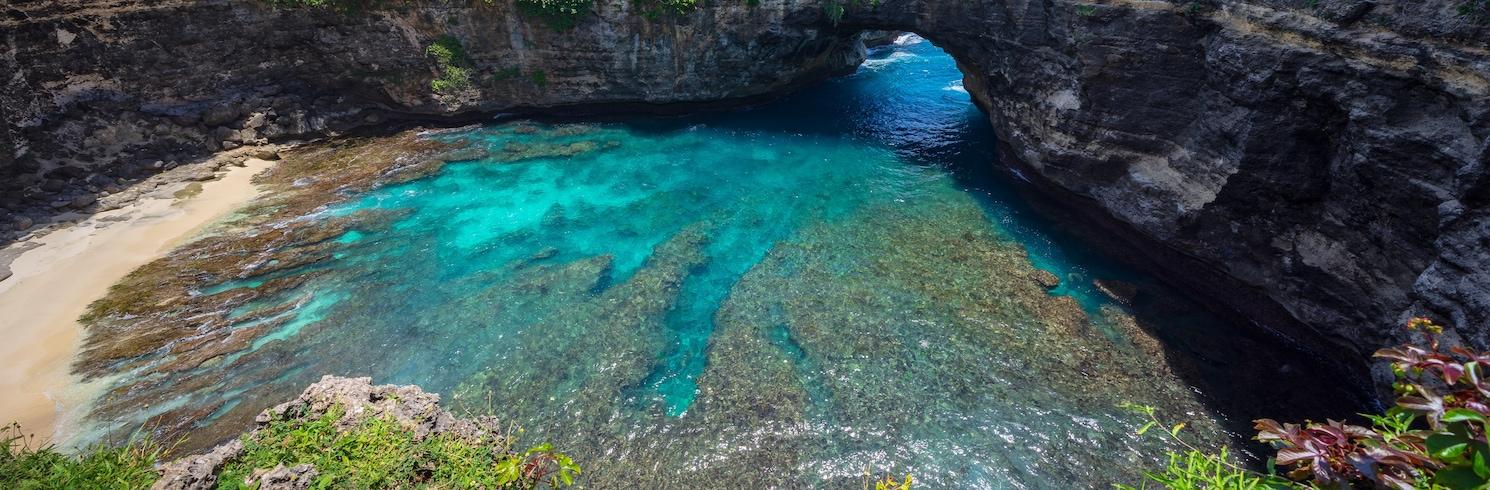 Penida Island, Indonesia