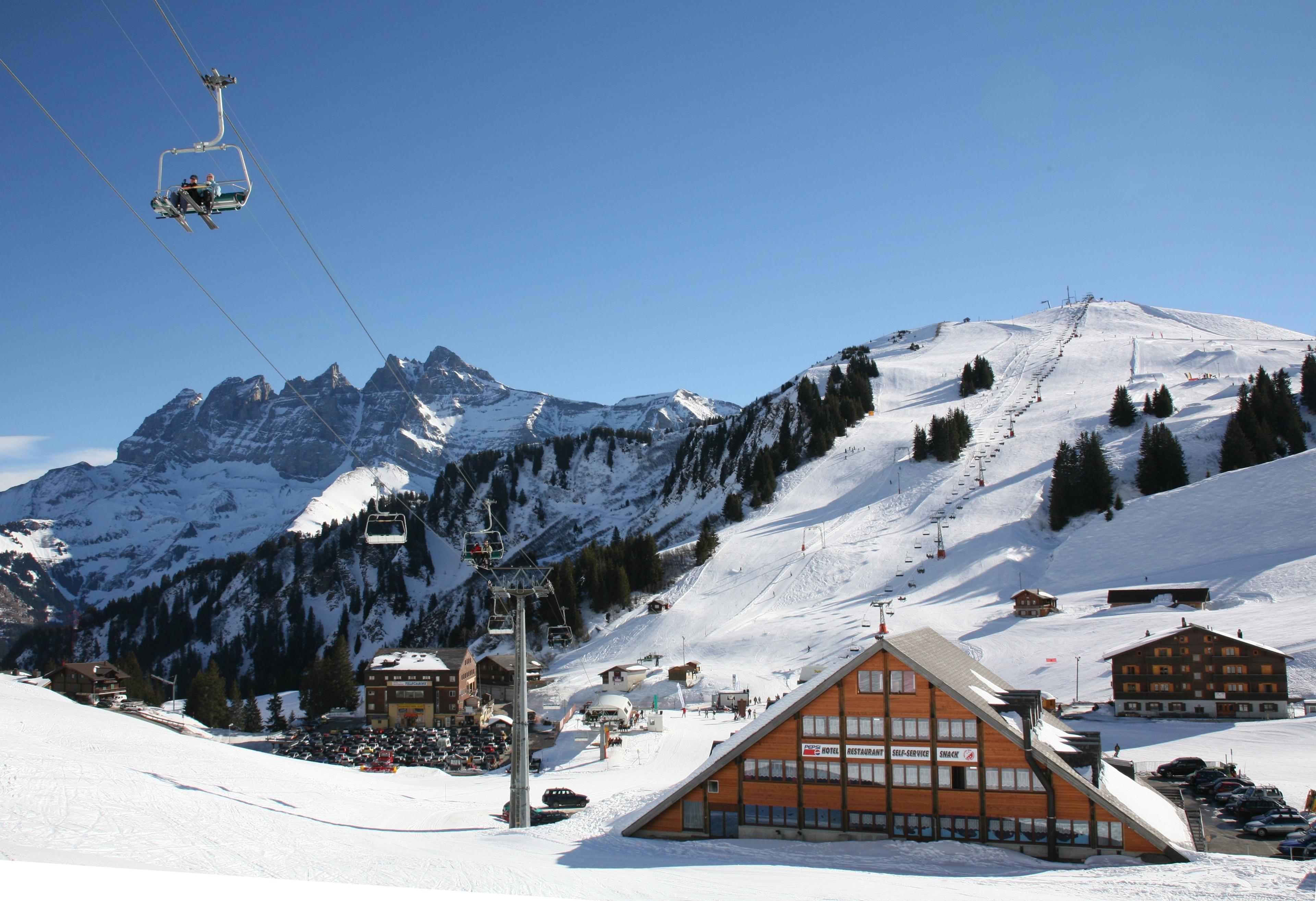 Portes du Soleil, Valais, Switzerland