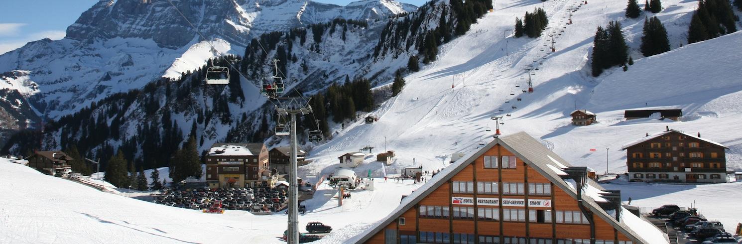 Val d'Illiez, Switzerland