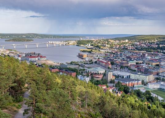 Sundsvall Ö, 瑞典
