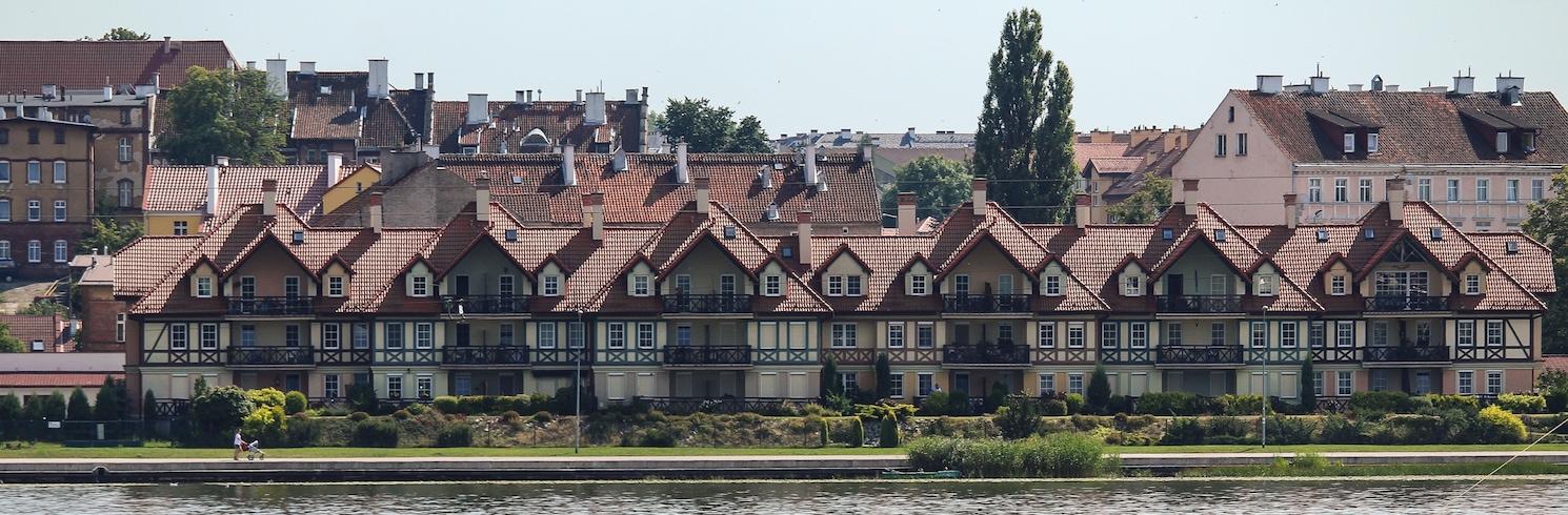 Ostroda, Polandia