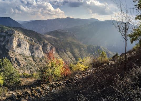 Gumushane (province), Turkey