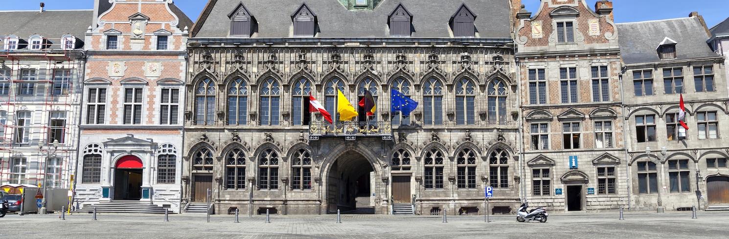 Henegavsko (provincie), Belgie