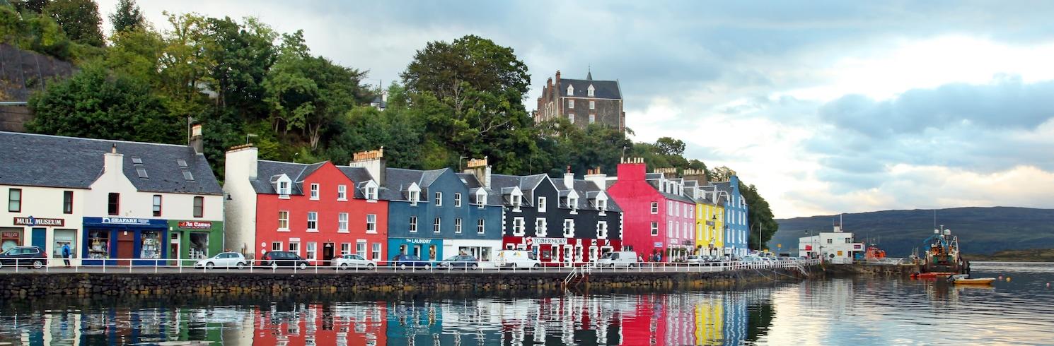 Kepulauan Skotlandia, Inggris Raya