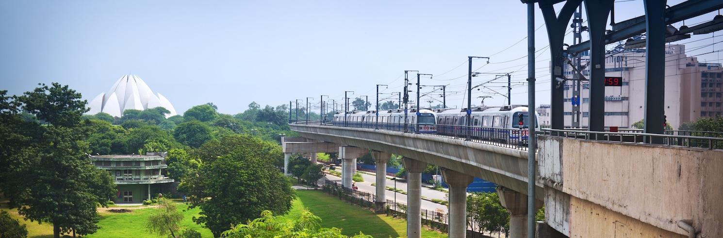 Yeni Delhi, Hindistan
