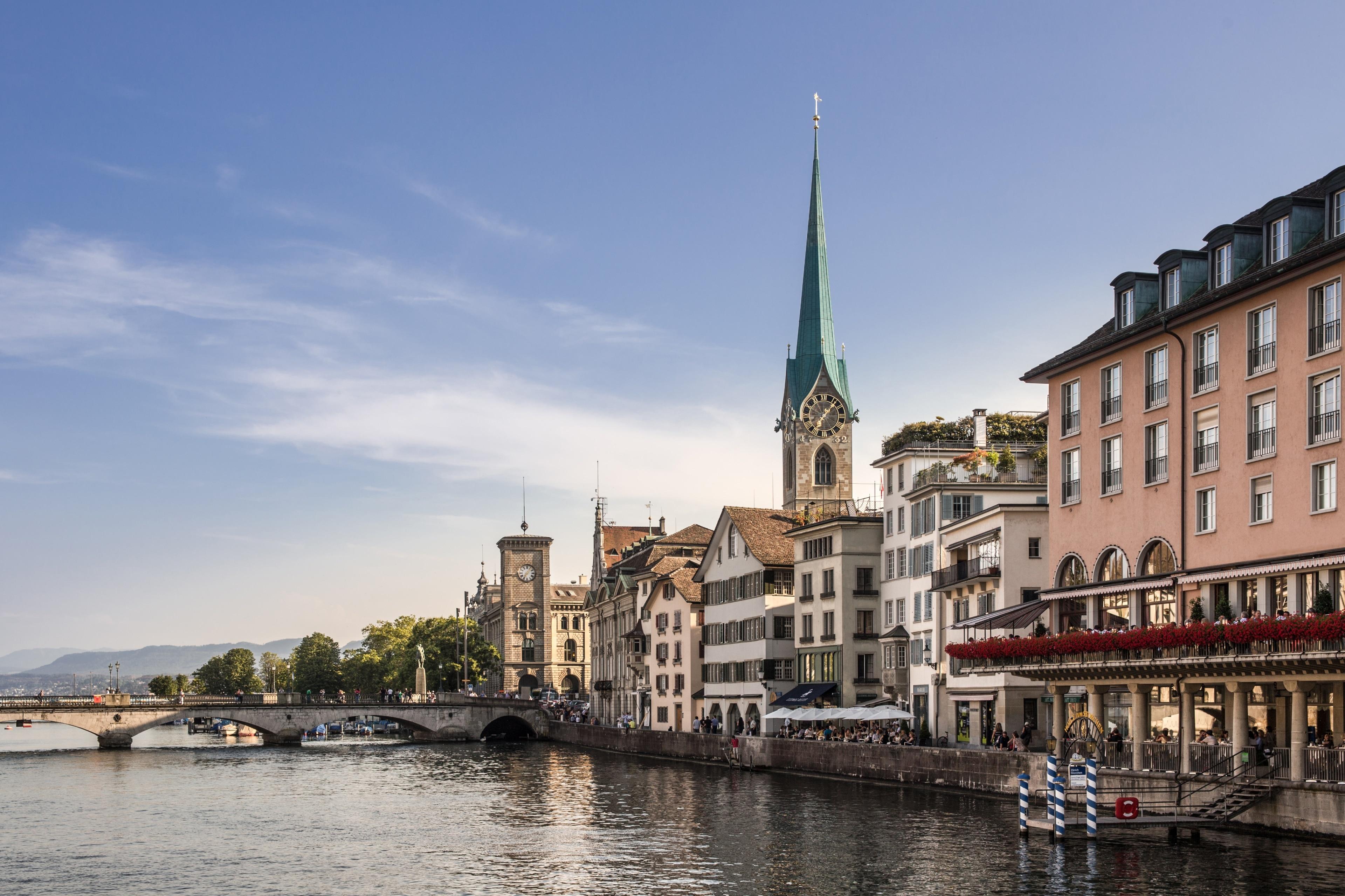 Seefeld, Zürich, Canton of Zurich, Switzerland