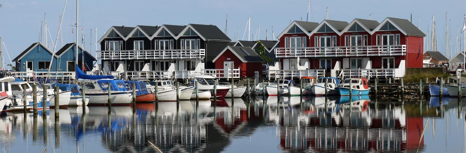 Грено, Данія