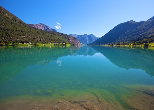 Stryn, Norge