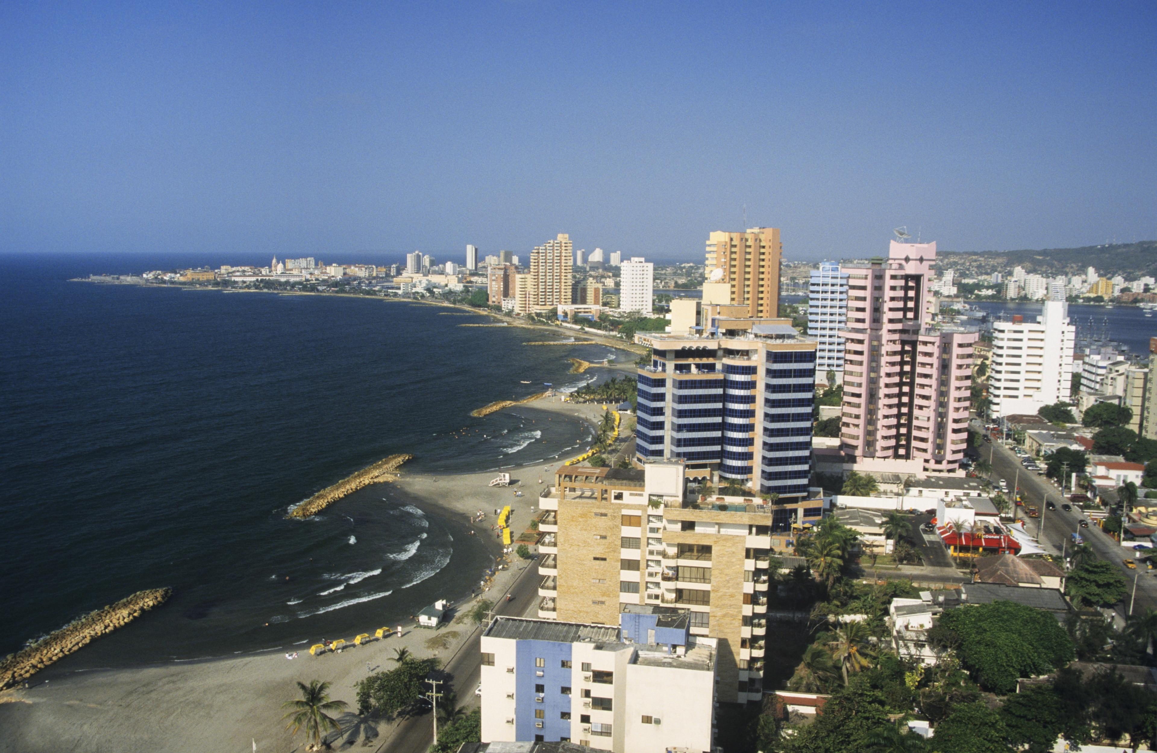 Bocagrande, Cartagena, Bolivar, Colombia