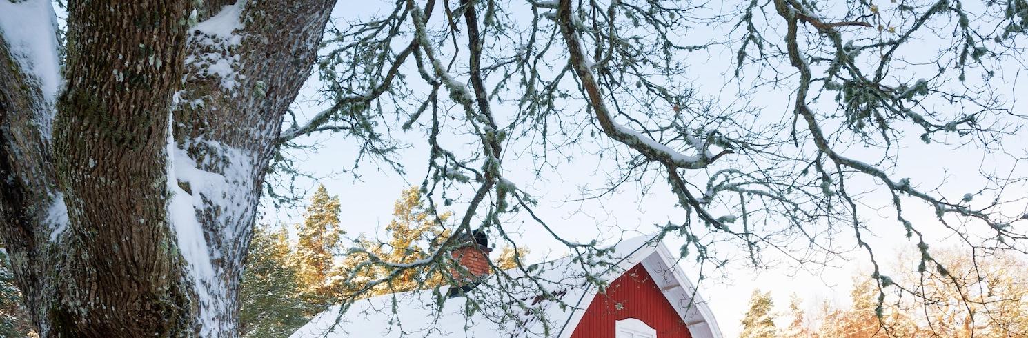 Marsfjäll, Thụy Điển