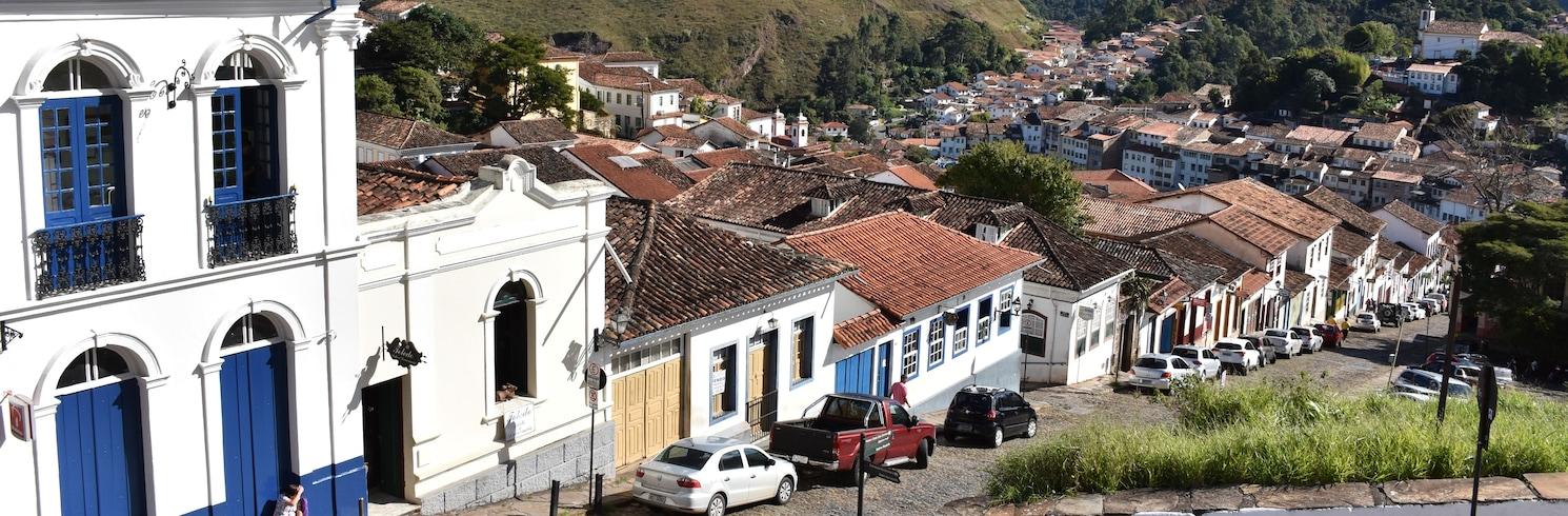 Ourobranko, Brazīlija