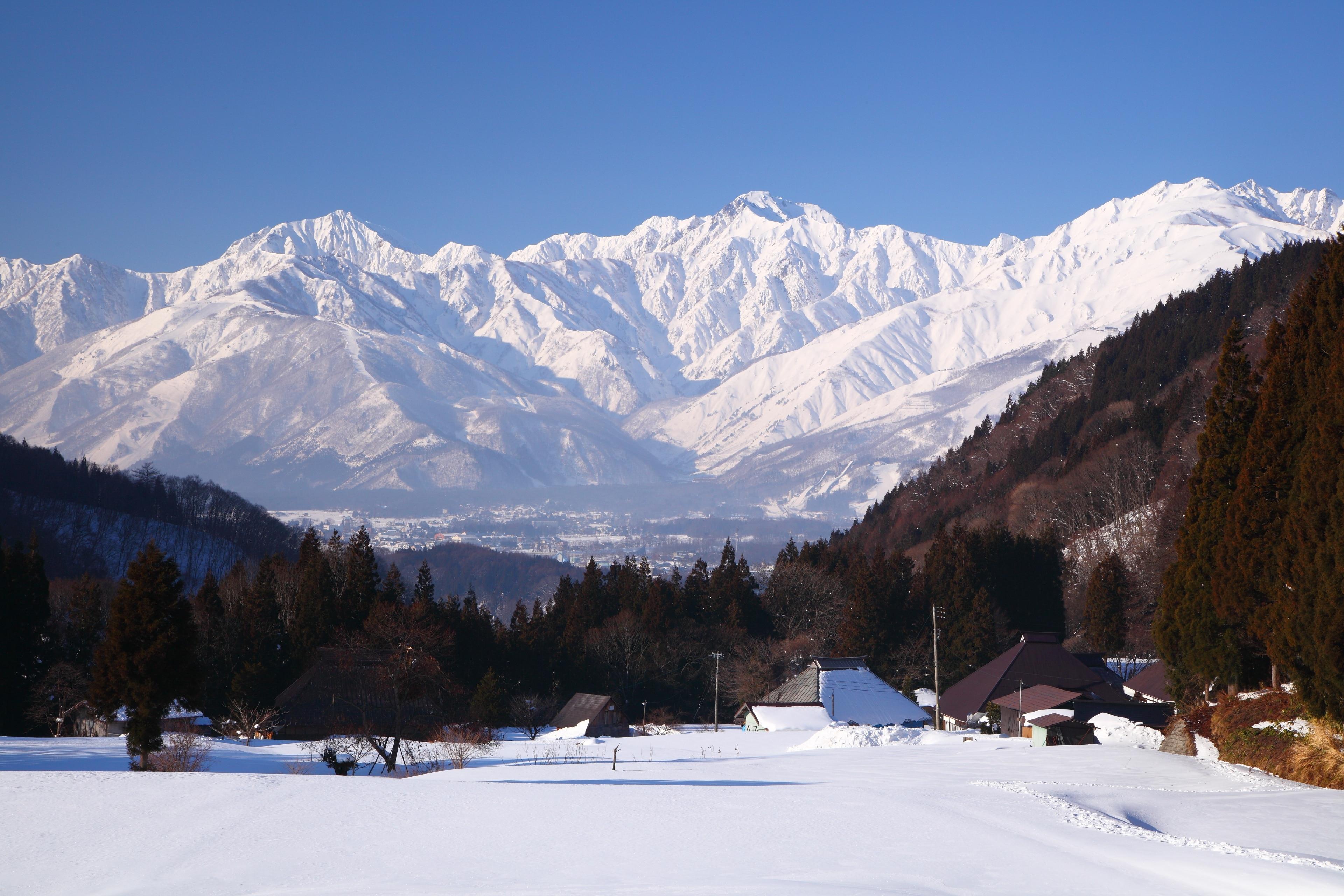 Hokujo, Hakuba, Nagano (prefecture), Japan