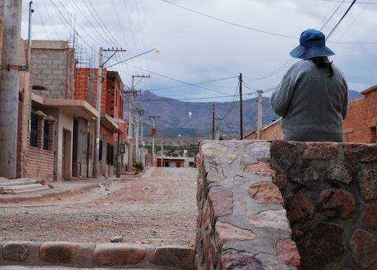 Ελ Μπολσόν, Αργεντινή