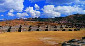 Forteresse inca Sacsayhuamán