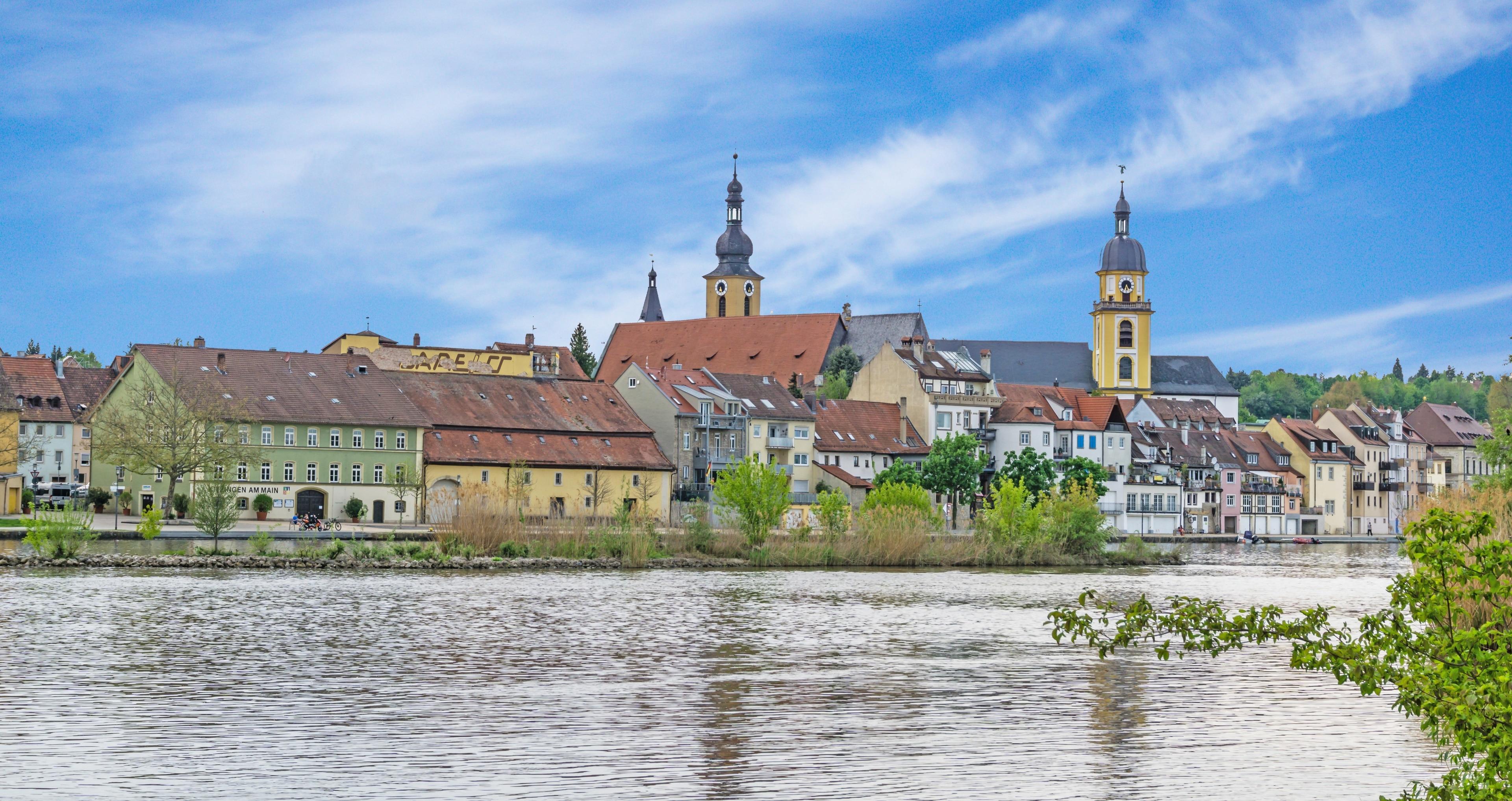 Kitzingen, Bavaria, Germany