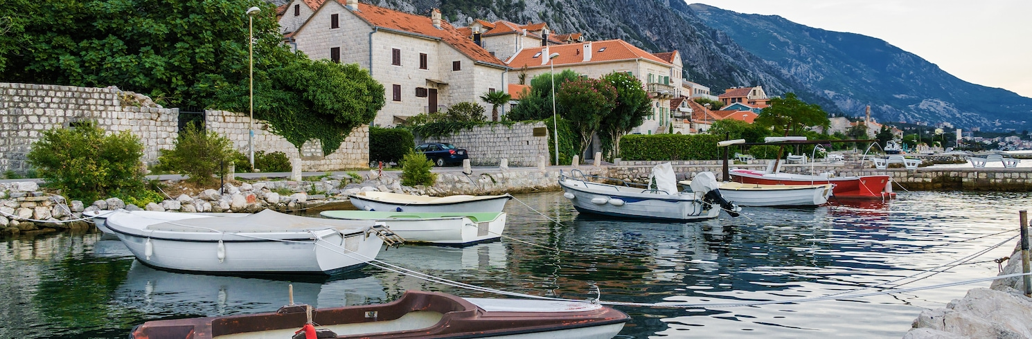 Dobrota, Čierna Hora