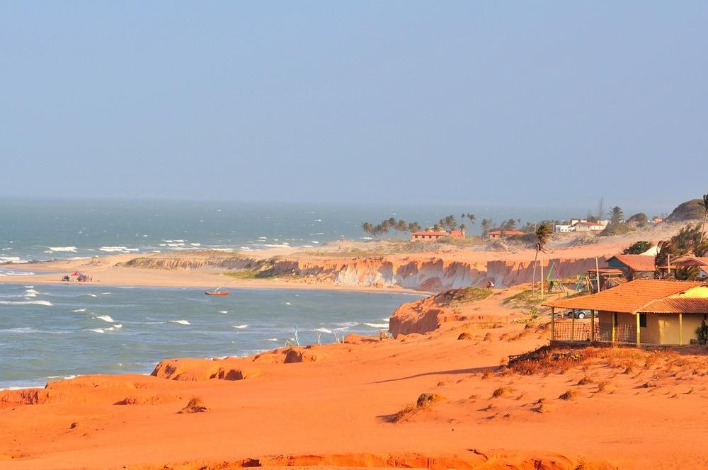 Canoa Quebrada, Aracati, Ceará (region), Brasil