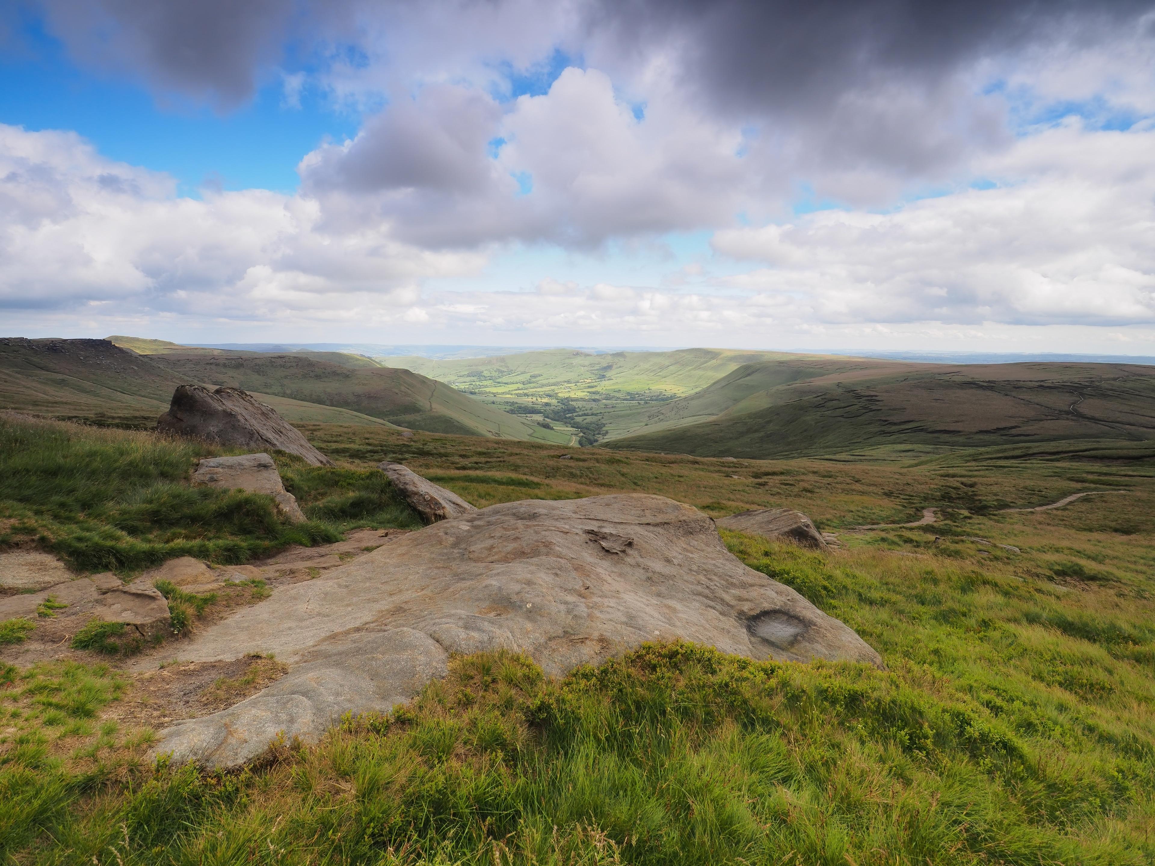 Edale, Hope Valley, England, United Kingdom