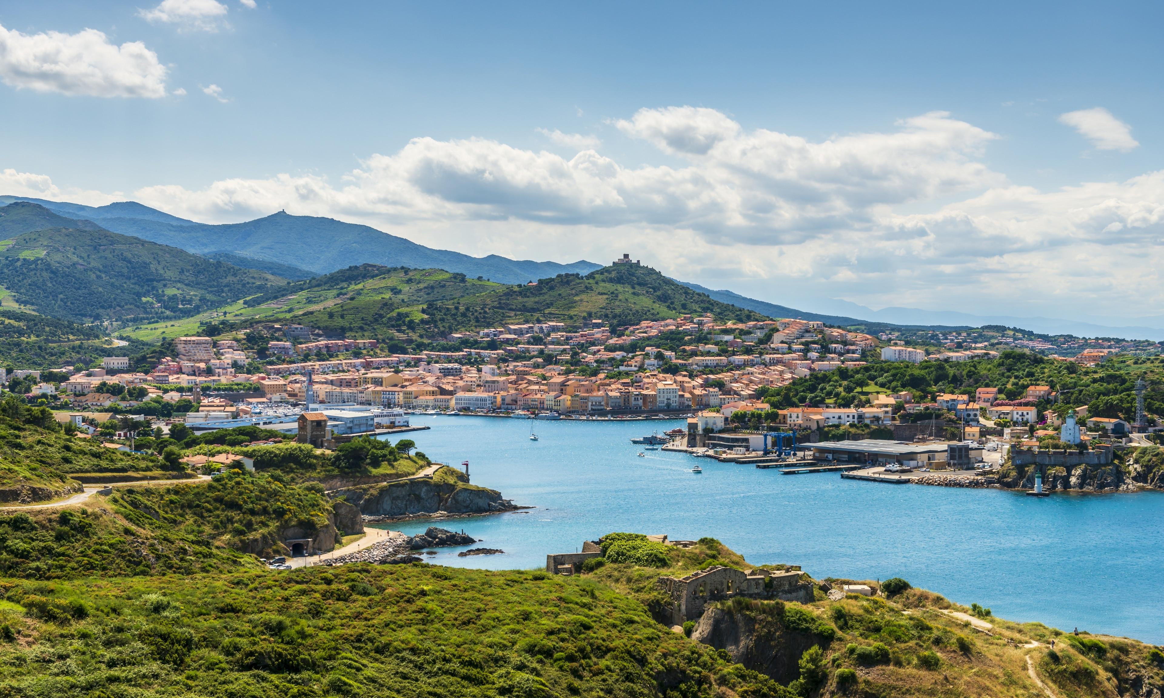 Port-Vendres, Pyrenees-Orientales, France