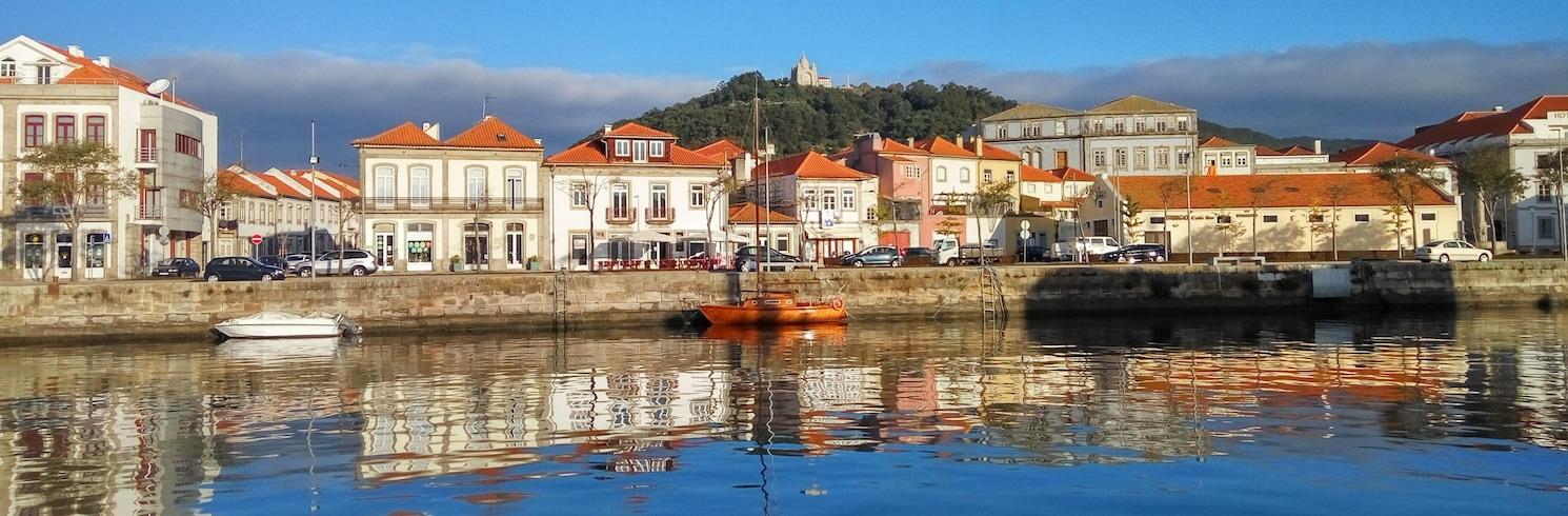 Viana do Castelo-hérað, Portúgal