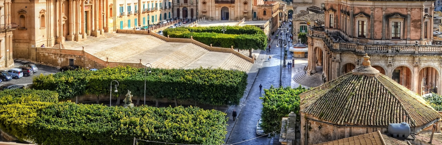 Noto Historic Centre, Italy