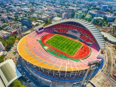Stade Rajamangala
