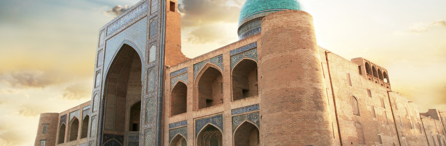 Samarkand, Ouzbékistan