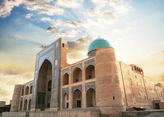 撒馬爾罕, 烏茲別克