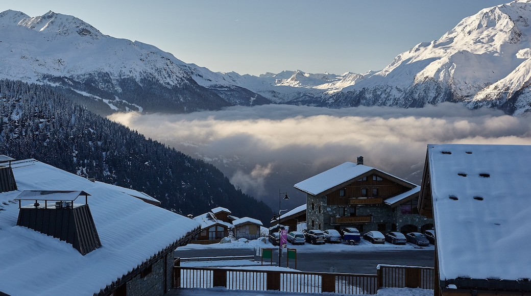 Station de ski de La Rosière - Espace San Bernardo