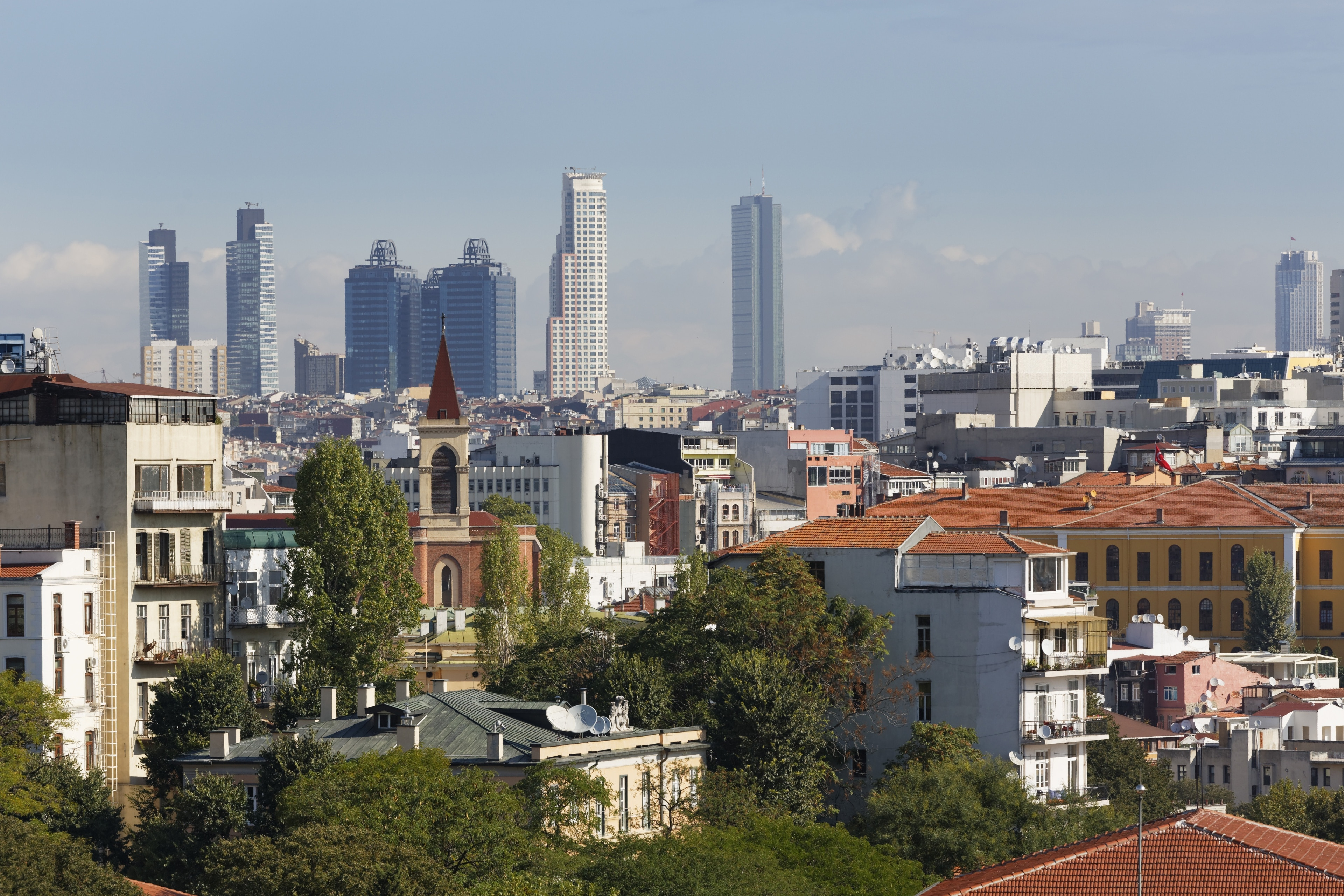Sisli, Istanbul, Istanbul, Turkey