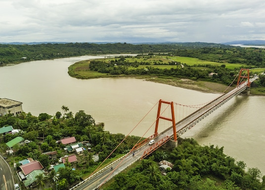 North Luzon Agribusiness Quadrangle (priemyselná štvrť), Filipíny