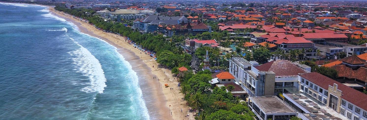 庫塔, 印尼