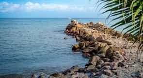 El Anclote Beach
