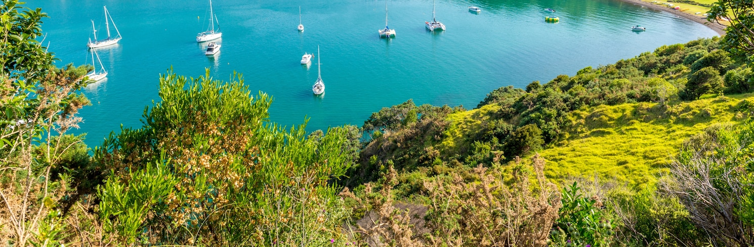 Waiheke-sziget, Új-Zéland