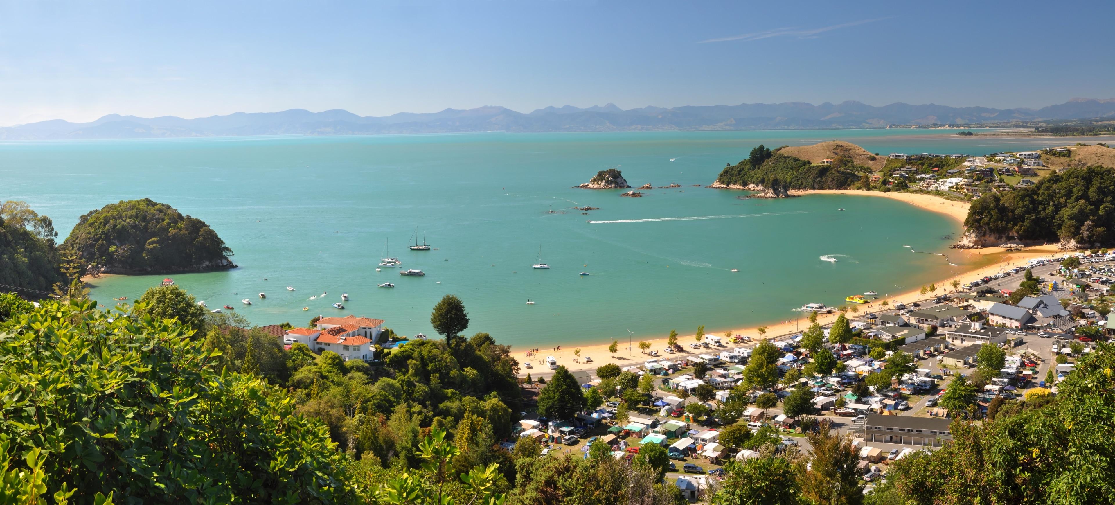 Kaiteriteri, Tasman Region, New Zealand